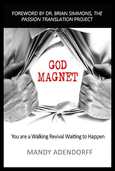 God Magnet by Mandy Adendorff