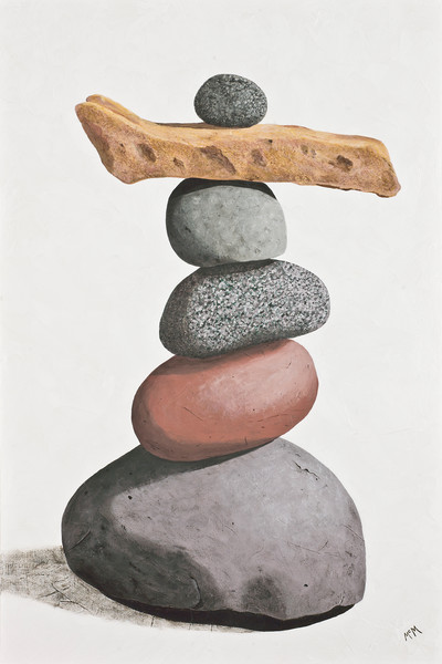 Balance Four, Northshore Cairn