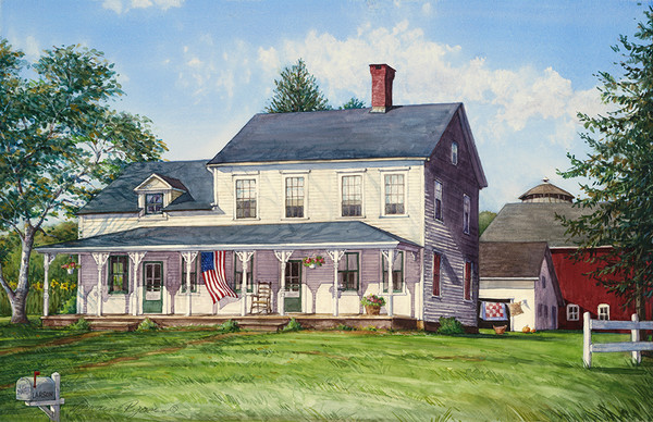 Larson's Farmhouse