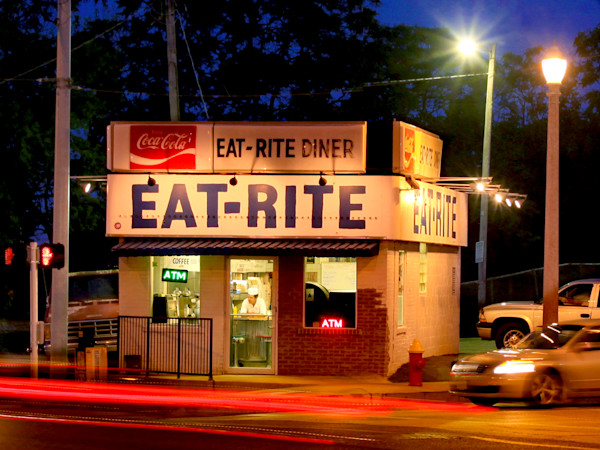 Eat-Rite Diner, St Louis
