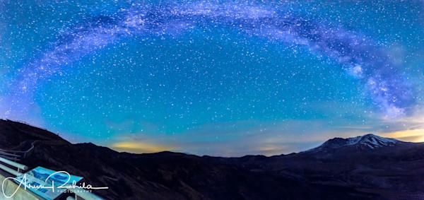 Milky Way bow (purple)