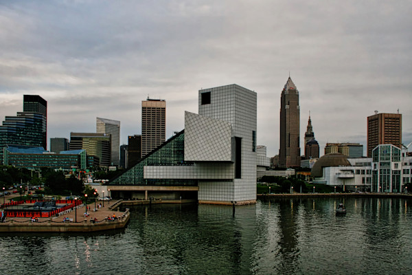 goodtime-III, lake-erie, cleveland-ohio, rock-and-roll-hall-of-fame