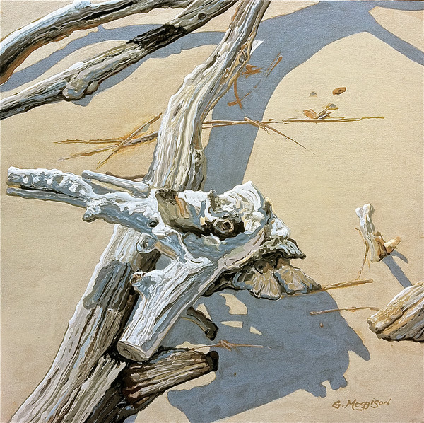 Water, Wind, Wood 1 | Contemporary Landscapes | Gordon Meggison IV