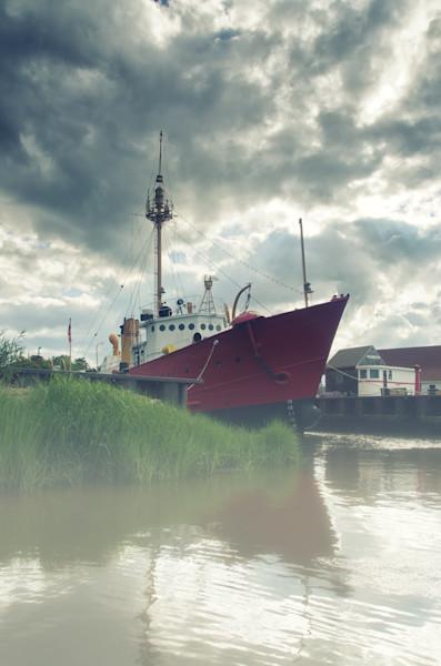 Foggy River Landscape Photo Wall Art by Landscape Photographer Melissa Fague
