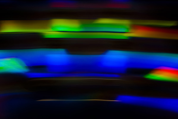 Color Blur Still Life Abstract Photography by Landscape and Nature Photographer Melissa Fague
