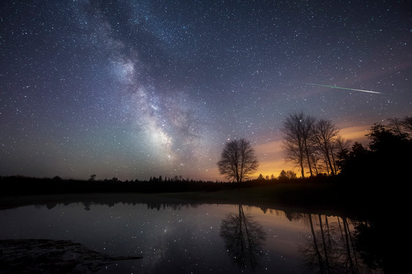 East, new england, landscape and night sky photographs by Mike Taylor of Taylor Photography.