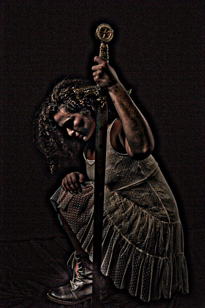 """Warrior Bride"" by Harold Vincent   Prophetics Gallery"
