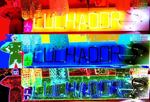 LOCO LUCHADOR