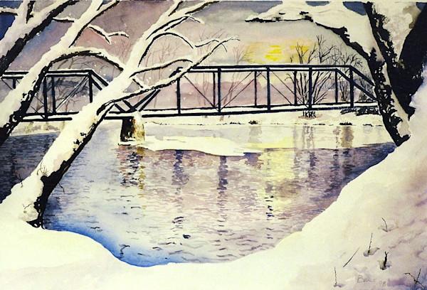 Railroad Bridge Cortland County