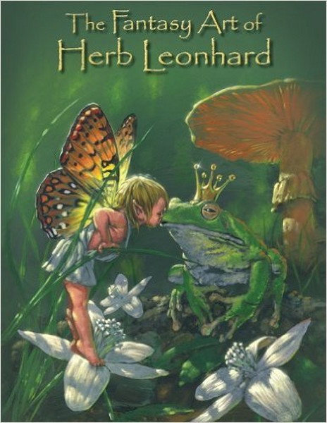 The Fantasy Art of Herb Leonhard