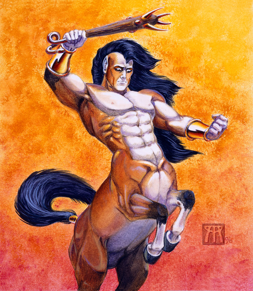 Ranting Centaur