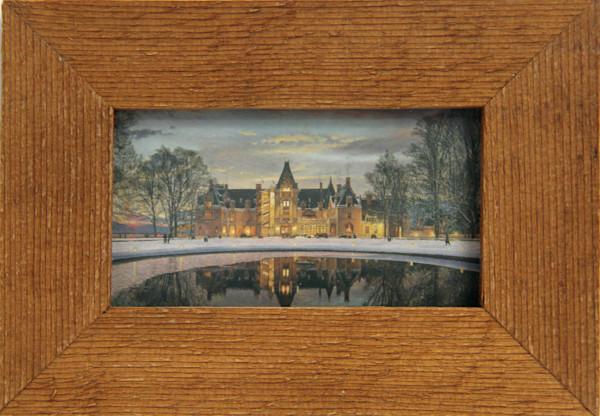 A Beautiful Season Micro Mini Art Print Framed for Sale