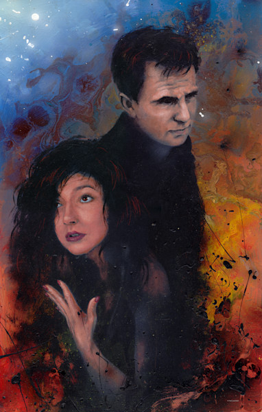 Peter Gabriel/Kate Bush - Don't Give Up