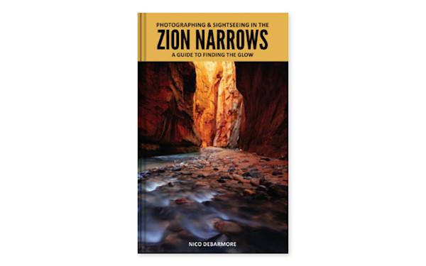 Zion Narrows Photography Book