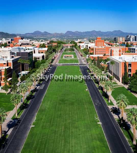 University of Arizona Mall  - uamall11