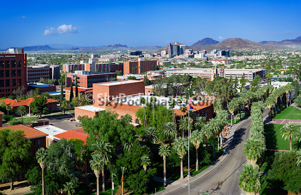 University of Arizona Mall  - uamall02