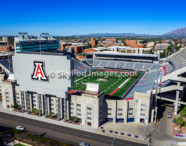 Arizona Stadium  - uastad16