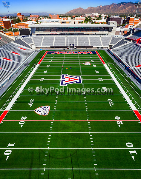 Arizona Stadium  - uastad12