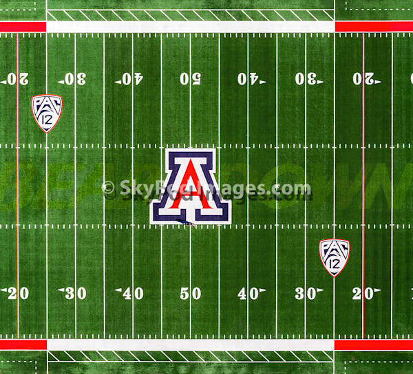 Arizona Stadium  - uastad17