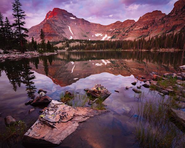 Ostler Lake Sunrise