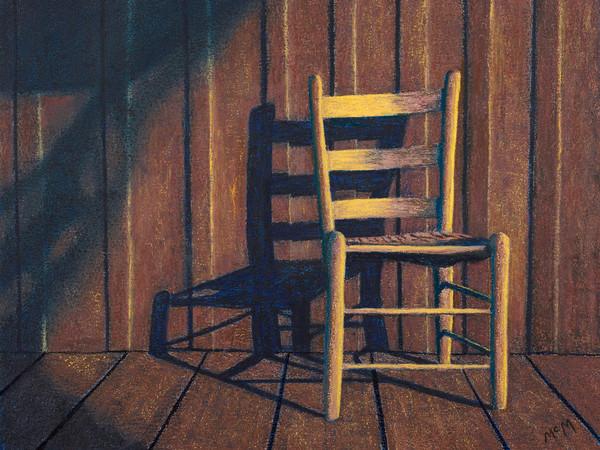Porch Chair, Pastel
