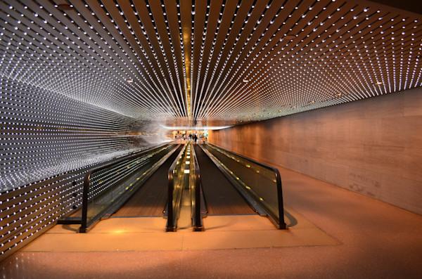 Lighted Passageway