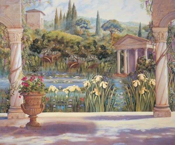 A Villa Garden | Classical Style | Gordon Meggison IV
