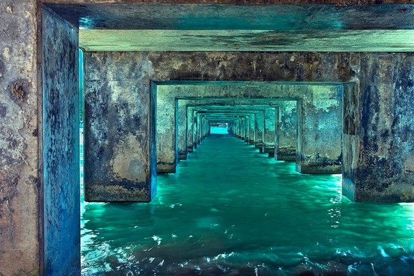 Beneath the Pier