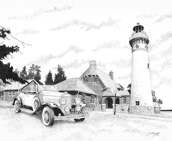 Seul Choix Light and 1929 Chrysler