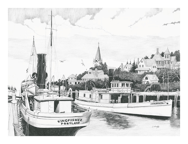 Oyster Boat