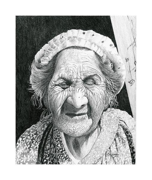 Navaho Lady