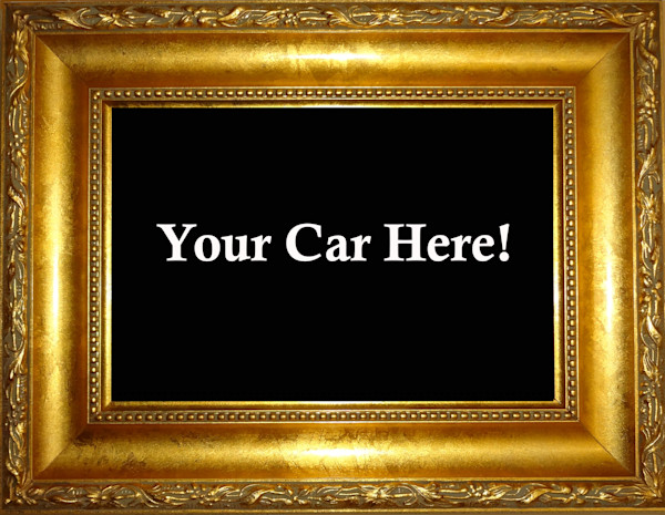 Your Car Here 36 x 48