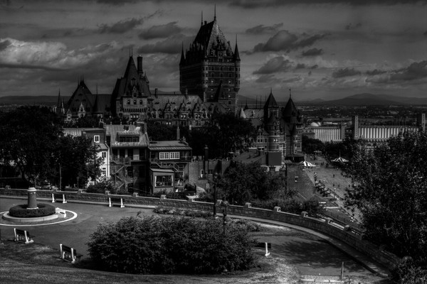 Photograph of Chateau  Frontenac