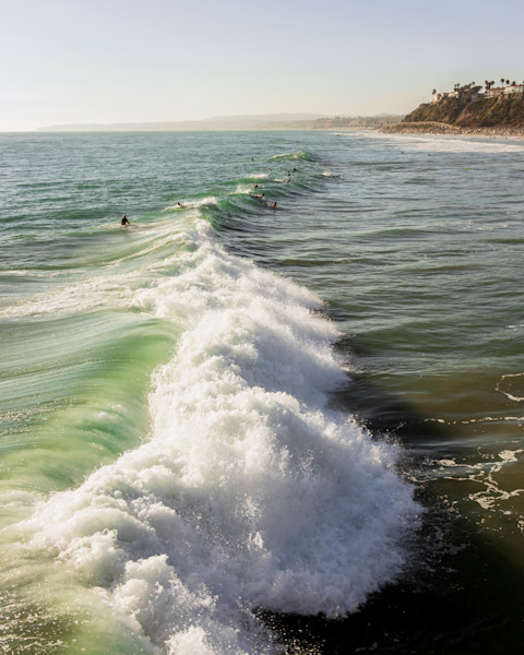 Orange County California Beach Art Photographs.