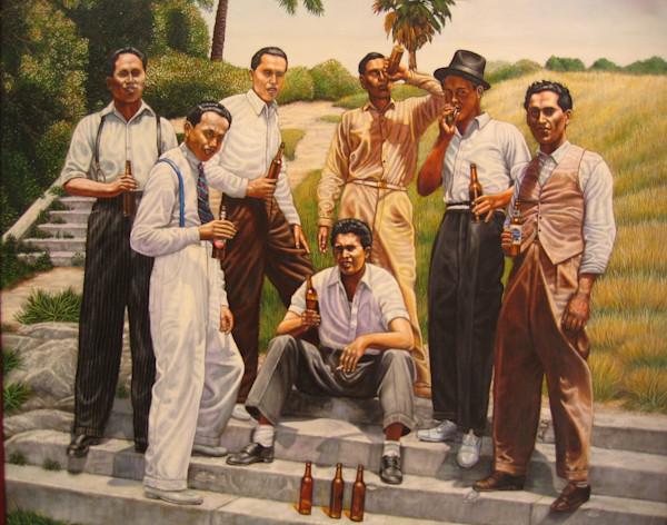 Homeboys Circa 1939