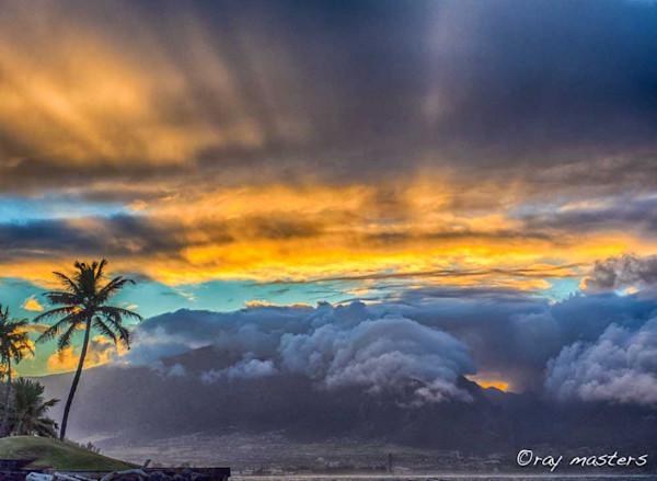 Sunset Dramatis