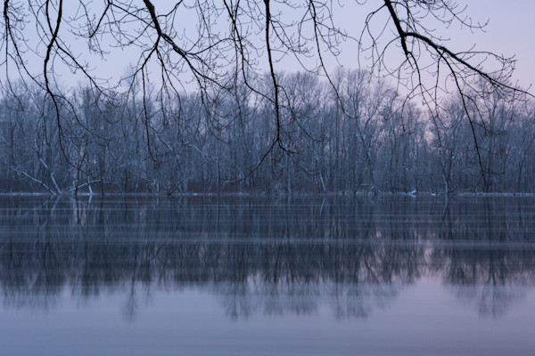 Fine Art Photograph - Another Winter Day