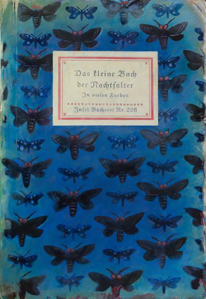 The little book of Moths