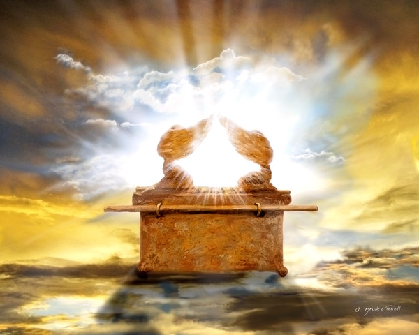 """The Ark In Heaven"" by Ana Mendez Ferrell 