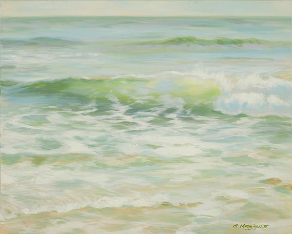 Crescent Shore | Academic Workshop Demos | Gordon Meggison IV