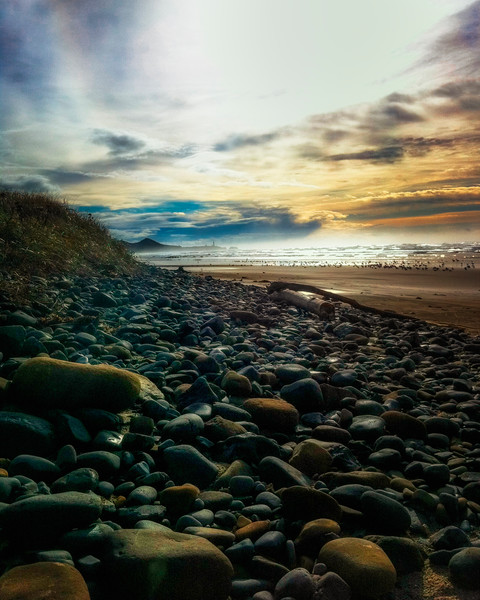 Lighthouse beach fine art Landscape