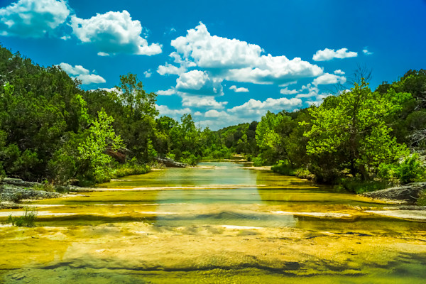Honey creek fine art photograph oklahoma landscape