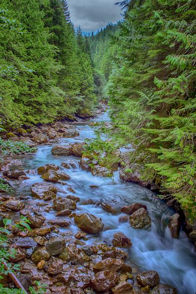 Stoney river fine art photograph landscape