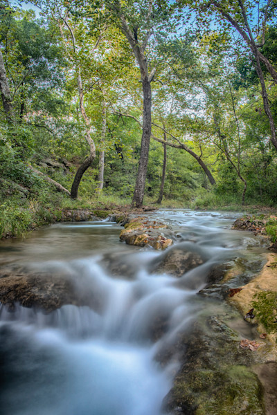 Swift fine art waterfall landscape photograph