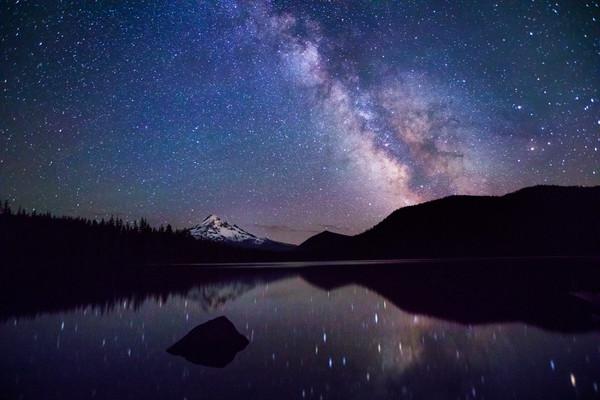 Mt Hood Lost Lake Photograph