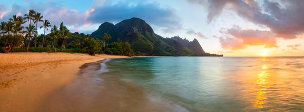 Tunnels Beach - Kauai, Hawaii