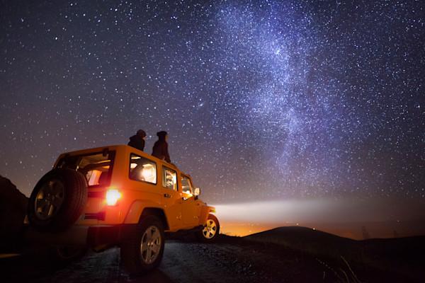 No Boundaries, Jeep Photograph