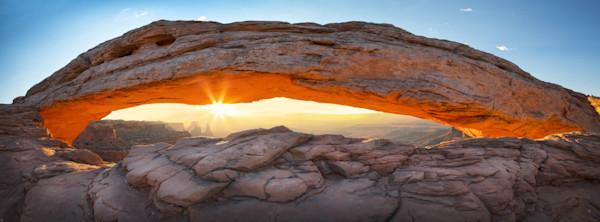 Photograph Mesa Arch Canyonlands Utah