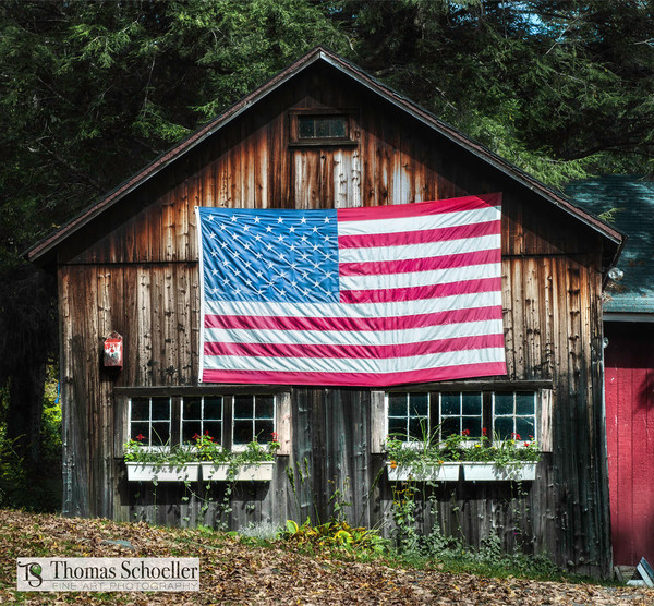 Americana fine art prints for sale by Thomas Schoeller