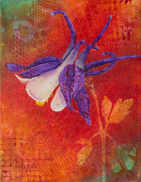 Columbine I by Pat Megraw
